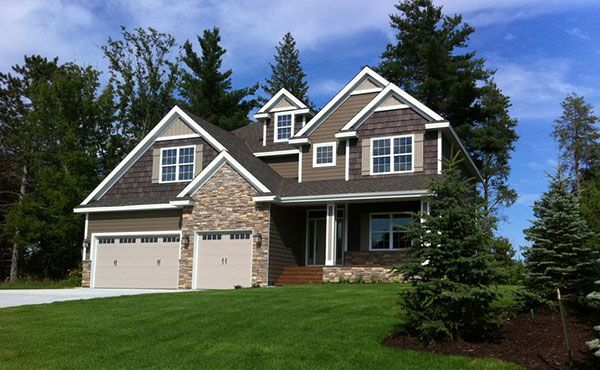 Color From The Top Down Davinci Roofscapes House Exterior Exterior House Colors Exterior Color Schemes