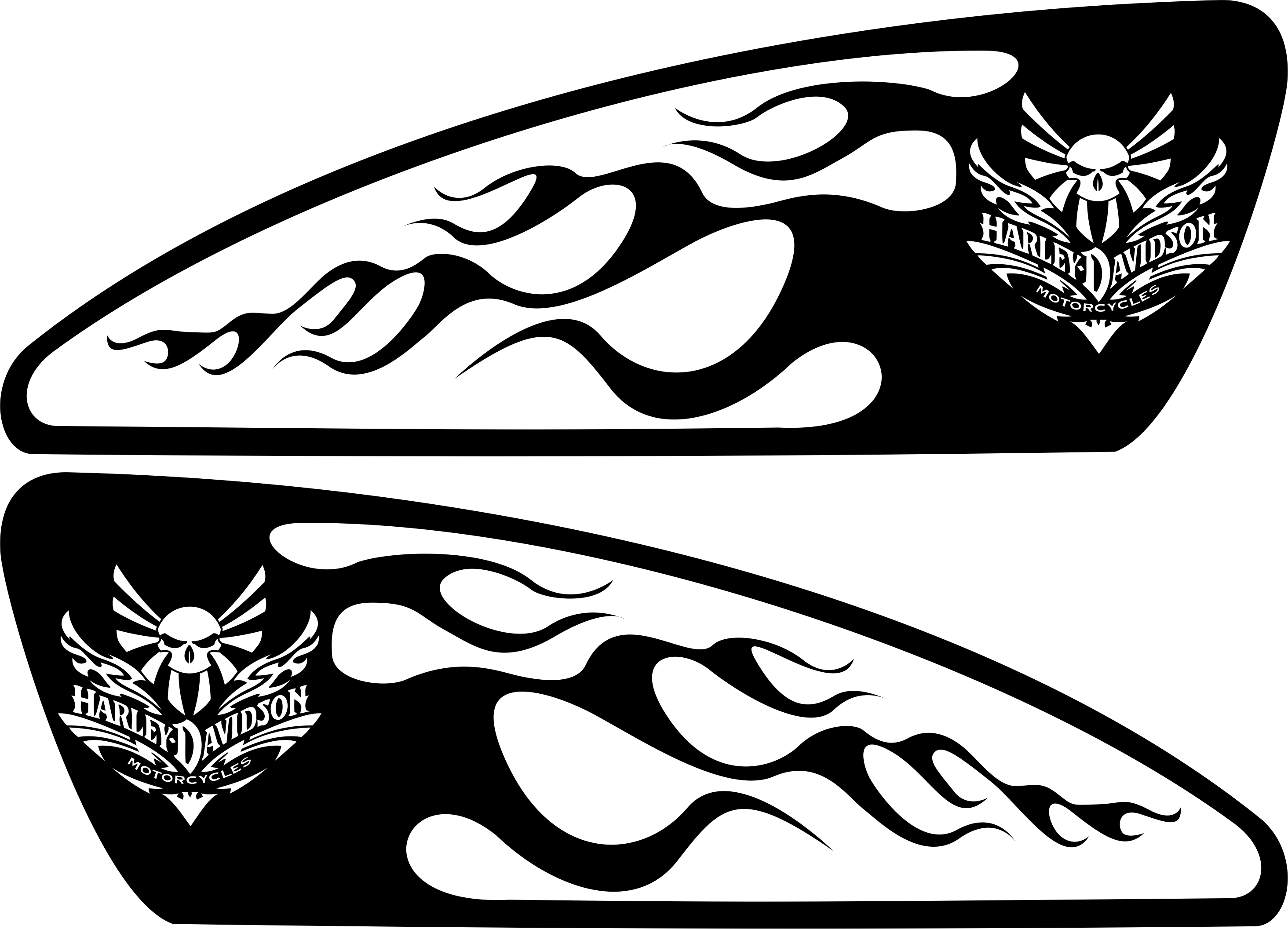 Harley Decals Airbrush Gas Tank Stencils Vinyl Harley Decals - Vinyl stickers for motorcyclesmotorcycle graphics motorcycle stickers motorcycle decals