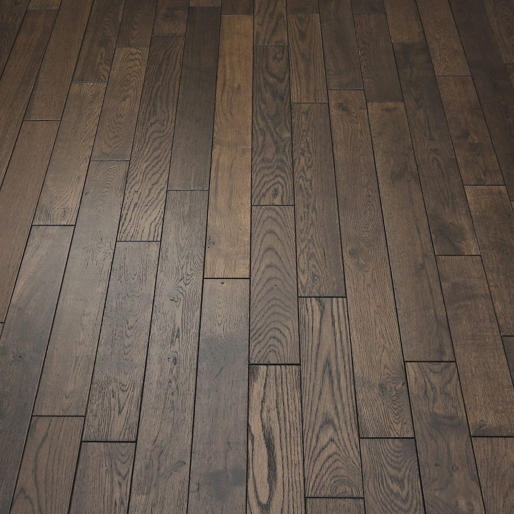 Dark Stained Oak Floors: The Dark And Rich Brown Hues Of The Espresso Oak Solid