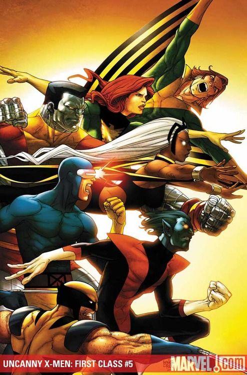 Roger Cruz - X-Men