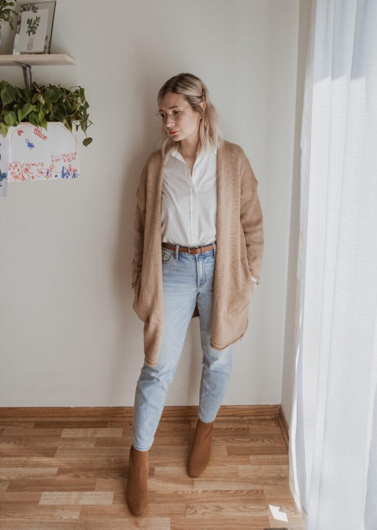 Fall Lookbook Featuring Postpartum Friendly Options | Truncation