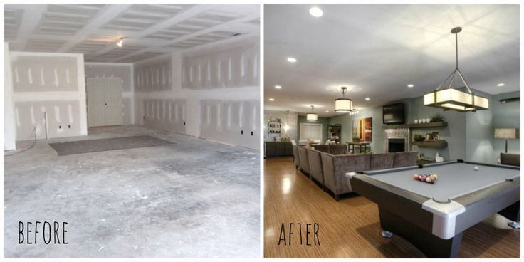 Before After Basement Google Search