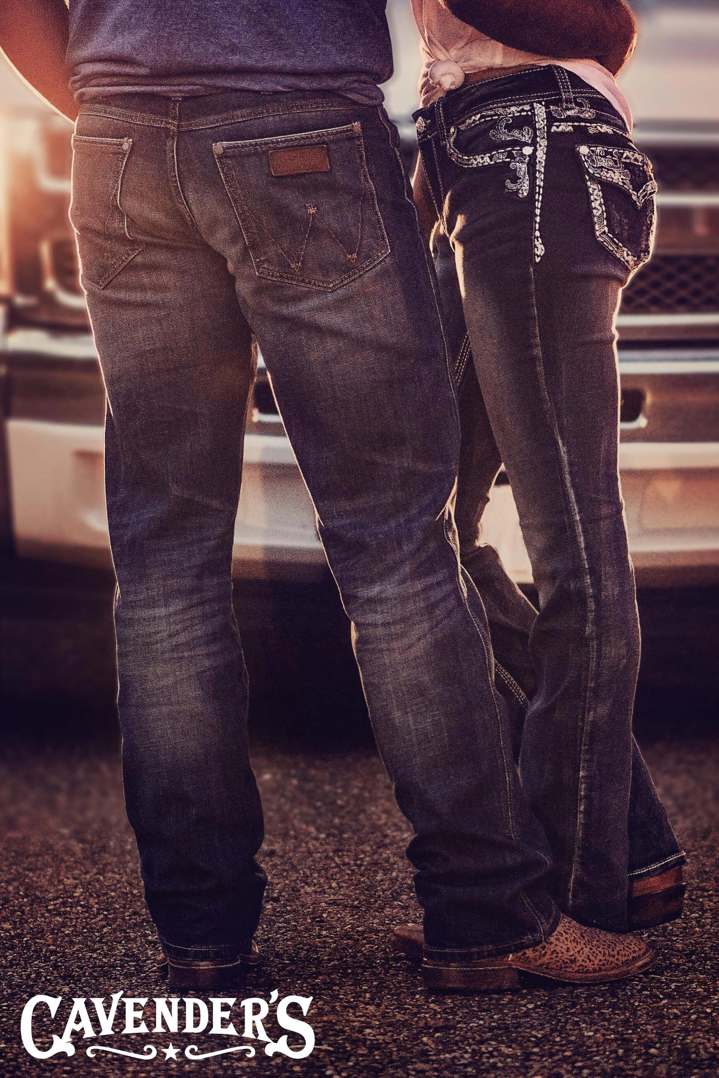 79acb044 Wrangler Retro Men's Medium Dark Wash Slim Fit Boot Cut Jeans #jeans  #MensJeans