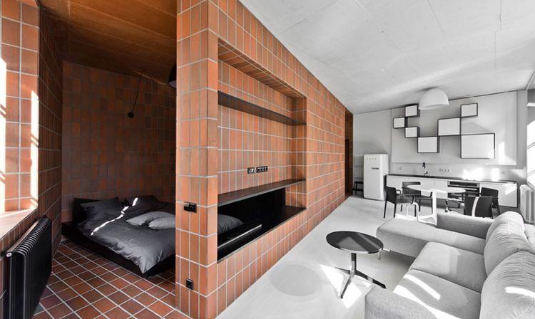 Kleine Wohnung einrichten – 30 Ideen für optimale Raumnutzung ...