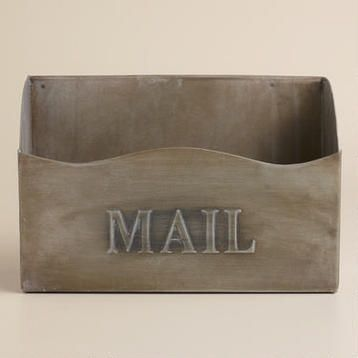 St. Laurent Mail Holder - World Market