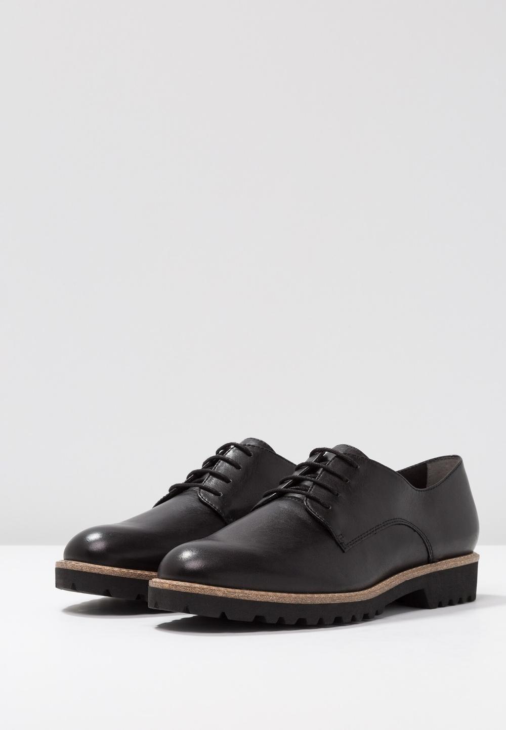 Tamaris Oksfordki Black Zalando Pl Dress Shoes Men Oxford Shoes Shoes