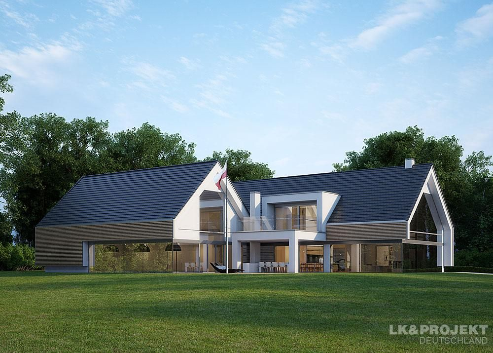 Lk 1169 Haus Projekte Architektur Moderne Architektur