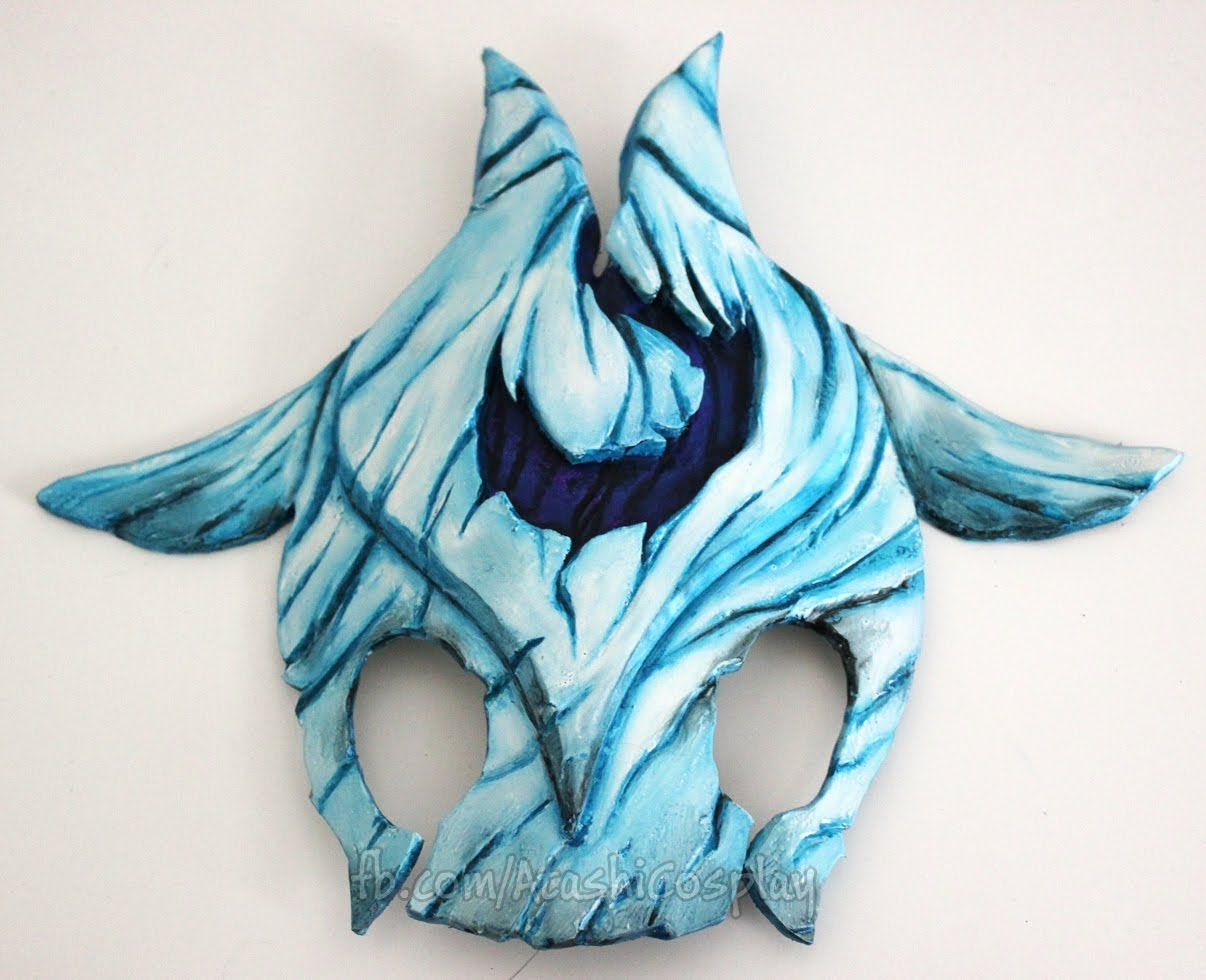 Kindred Masks by StageArtisan | My FX Makeup and Hair | Pinterest ...