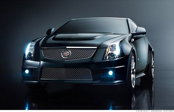 todays new cars tomorrows collectibles cadillac cts v coupe
