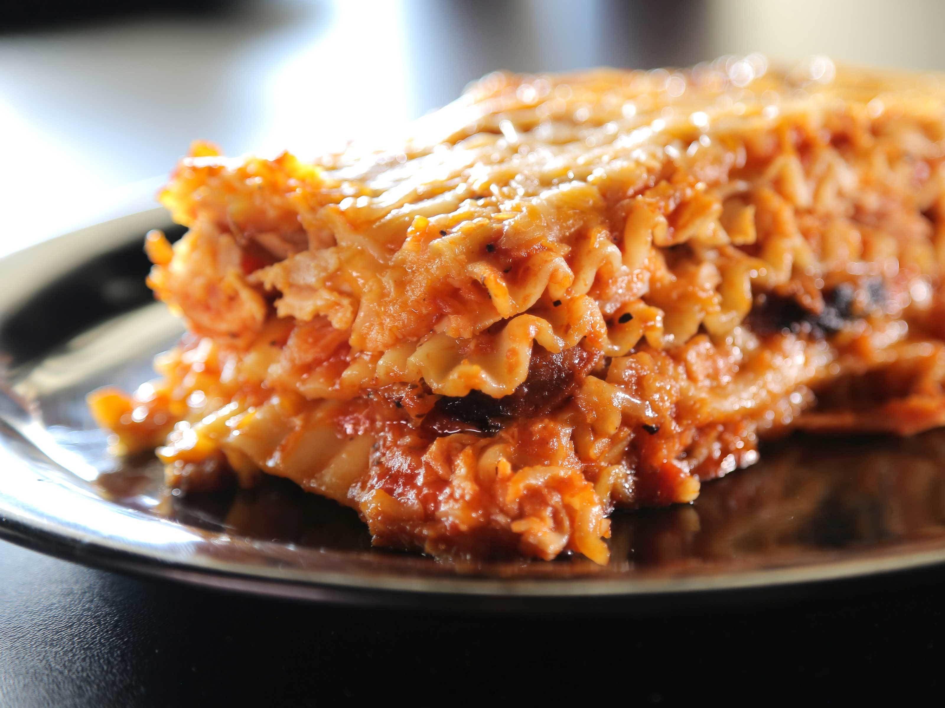 Bbq Lasagna Recipe Food Network Recipes Lasagna Recipe Easy Lasagna Recipe