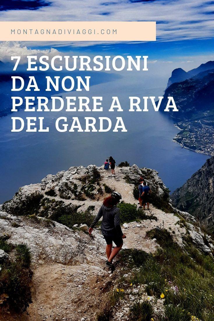 7 Escursioni Trekking Da Fare A Riva Del Garda Nel 2019