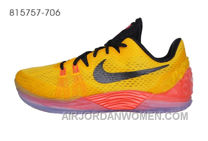 best service eaaca b9223 Buy Nike Zoom Kobe Venomenon 5 University Gold New Release from Reliable Nike  Zoom Kobe Venomenon 5 University Gold New Release suppliers.