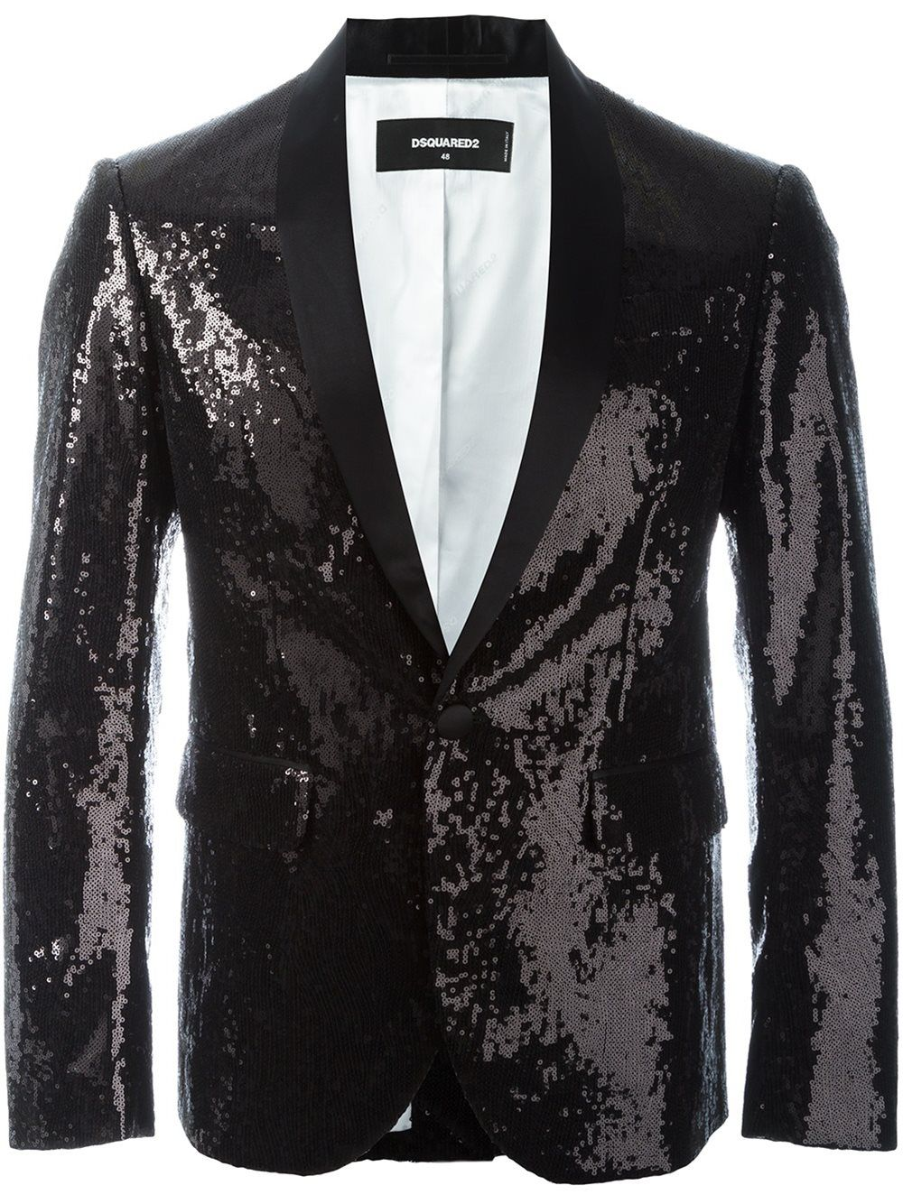 Suit Sequined Sequined Jacket Dsquared2 Jacket Dsquared2 Dsquared2 Suit w5qvYxTW