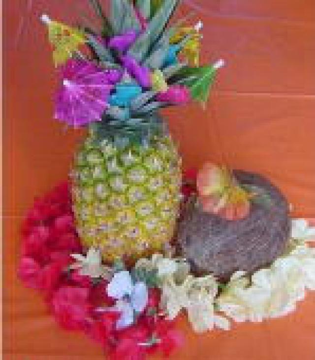 how to rock out a hawaiian luau