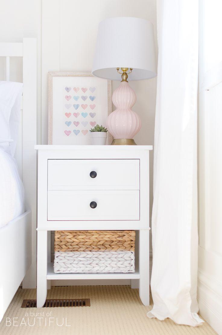 diy end tables for bedroom