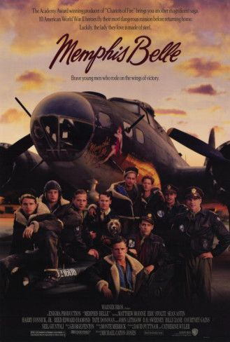 I used to be a member of the Sally B Ground Crew, which meant I got to work on this film