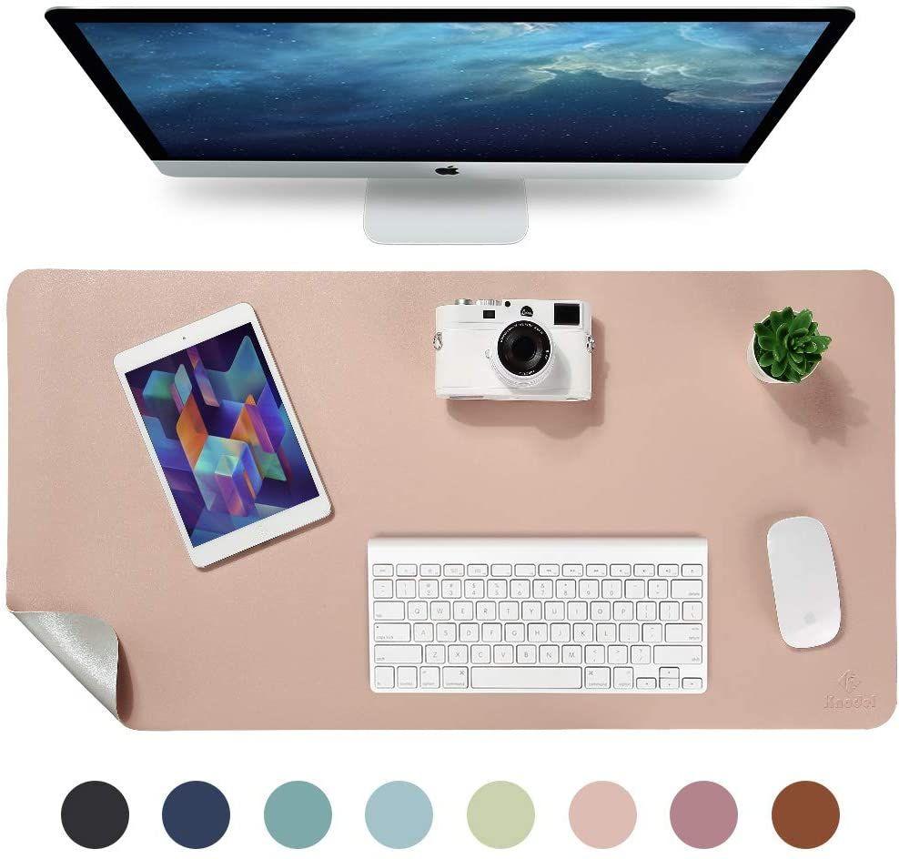 Tischunterlage 90x43cm Leder Verschiedene Farben Und Grossen Schreibtischunterlage Schreibtischunterlage Leder Schreibunterlage