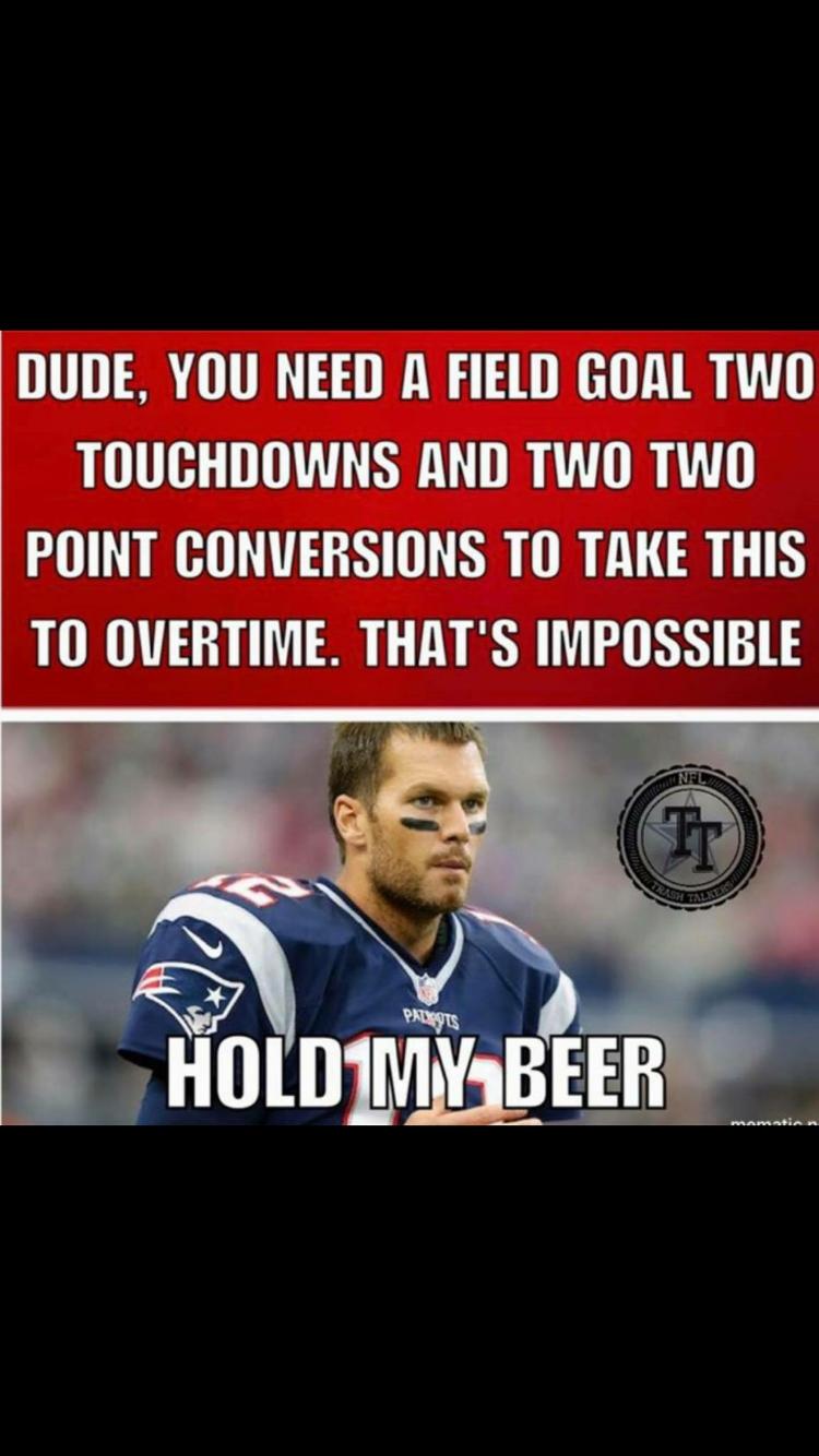 New England Patriots Best Super Bowl Comeback In History Patriots Memes New England Patriots Football Patriots