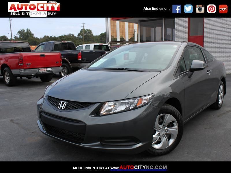 This 2013 Honda Civic Lx Is For Sale At Autocity Come Visit The