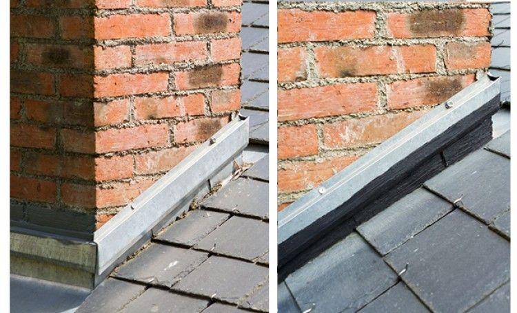 Comment préserver et étanchéifier un pied de cheminée ? - comment etancher une terrasse beton