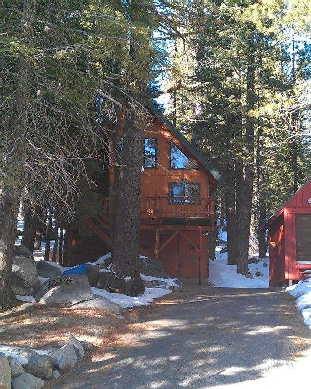 Cabin Nestled In The Forrest In A Quiet Private Community Donner Lake Vacation Rental Vacation