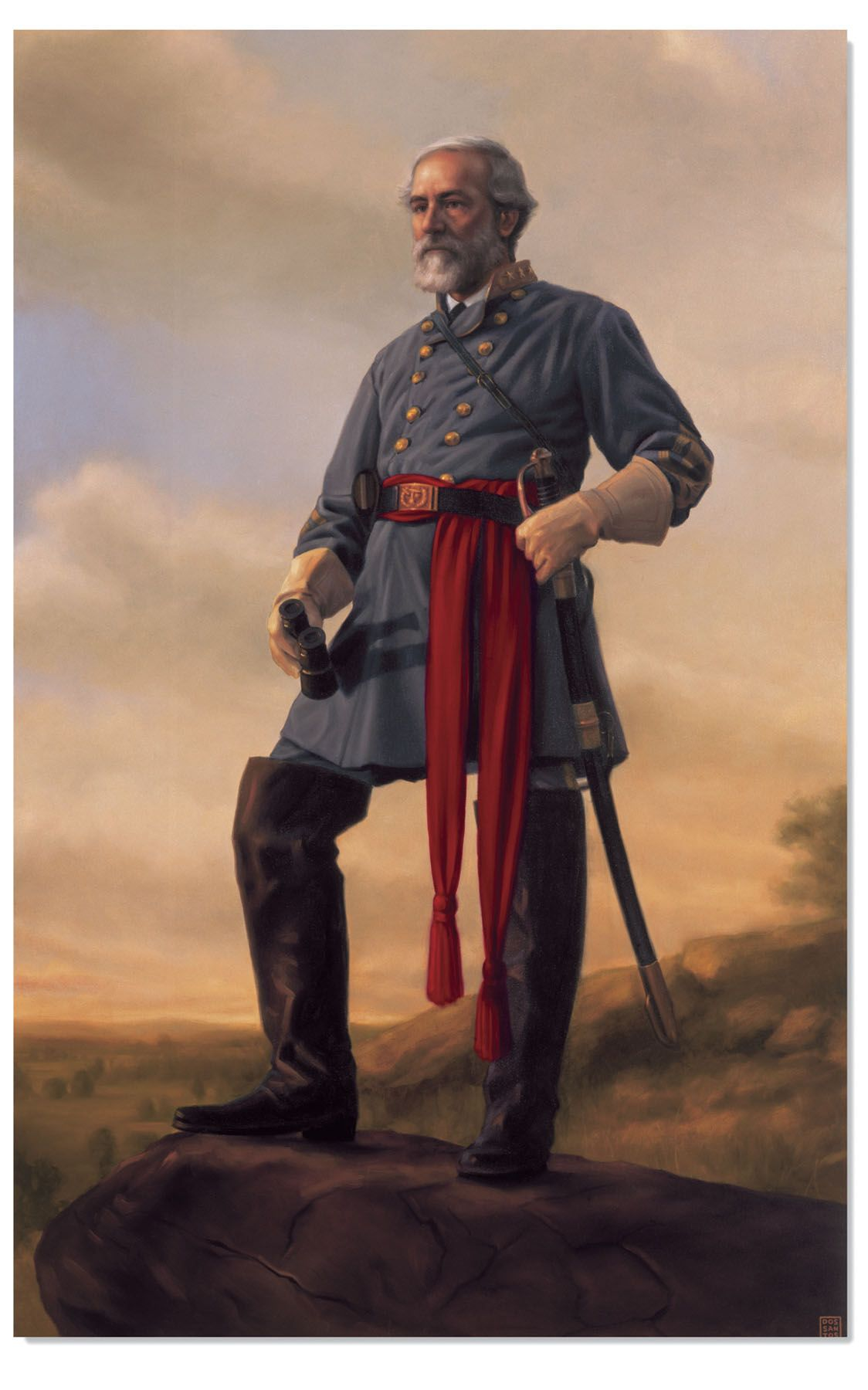 an essay on general robert e lee Robert e lee essays robert e lee, who was considered to be the greatest soldier fighting for the confederate states of america, descended from a long line of famous heroes.