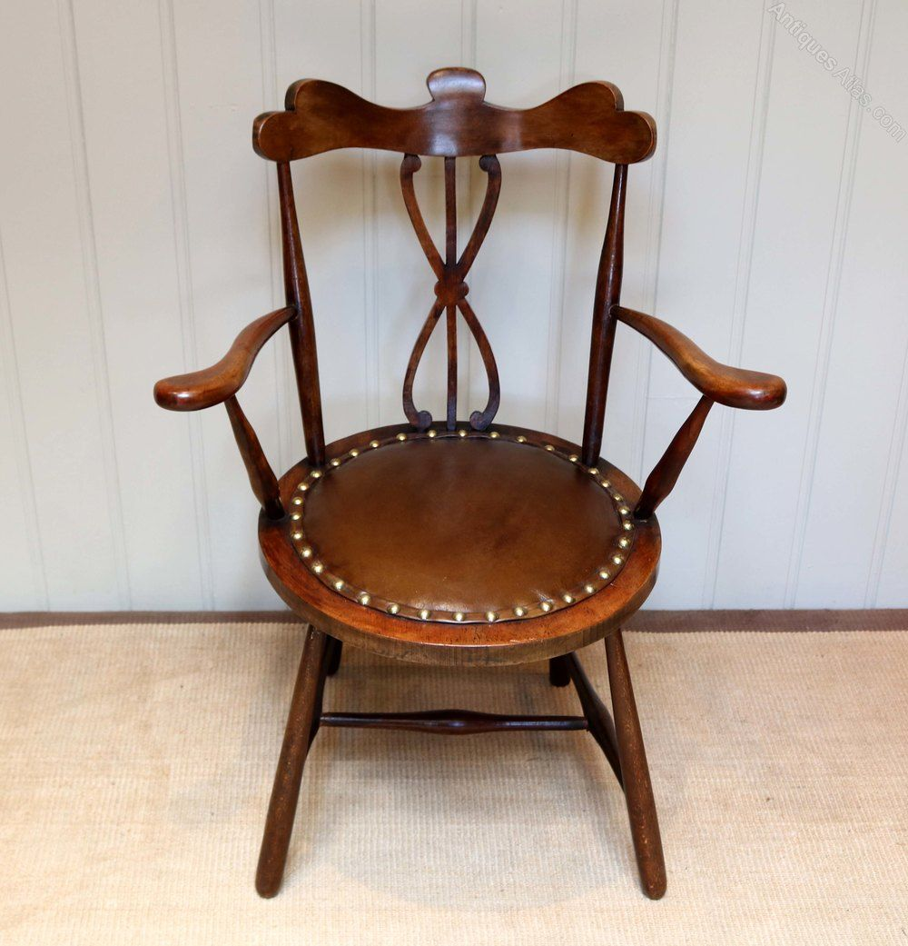 Amazing Small Arts And Crafts Beech Wood Chair Arts And Crafts Spiritservingveterans Wood Chair Design Ideas Spiritservingveteransorg