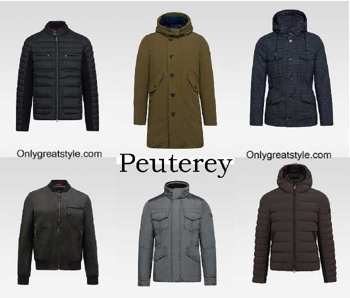 best service ca487 cb005 Peuterey down jackets fall winter 2016 2017 for men ...