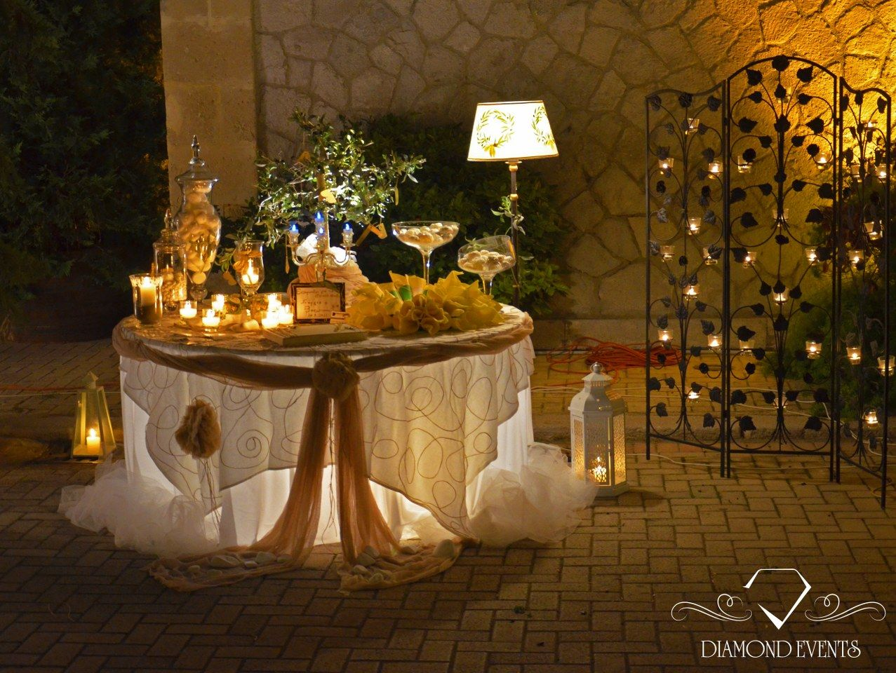 elegant decorations wedding table lights. Amazing Wish-book Wedding Table With Olive Pot Lighted ! Elegant Decorations Lights