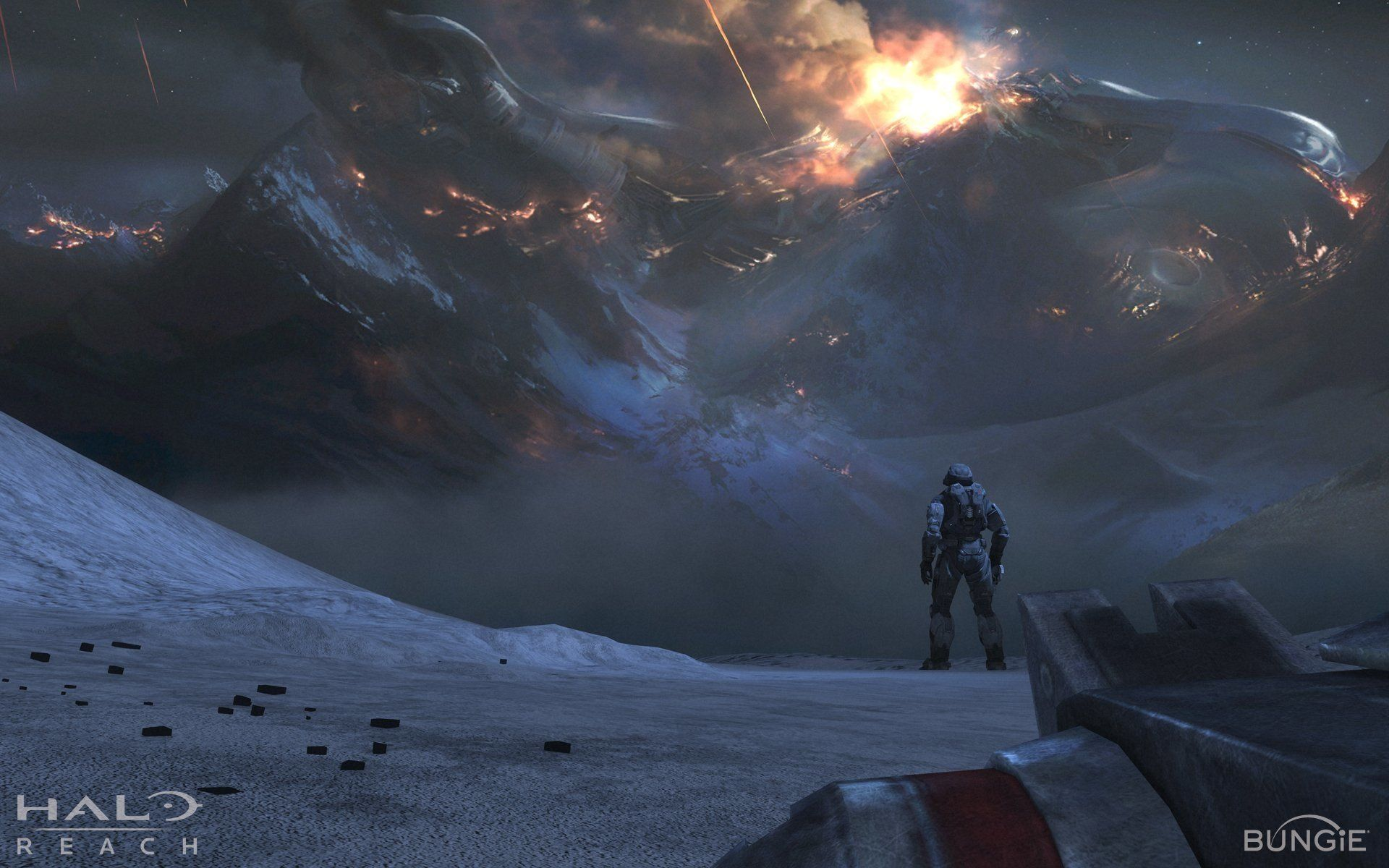 Jeux Vidéo Halo Fond d'écran Fond ecran, Arrière plan et Art