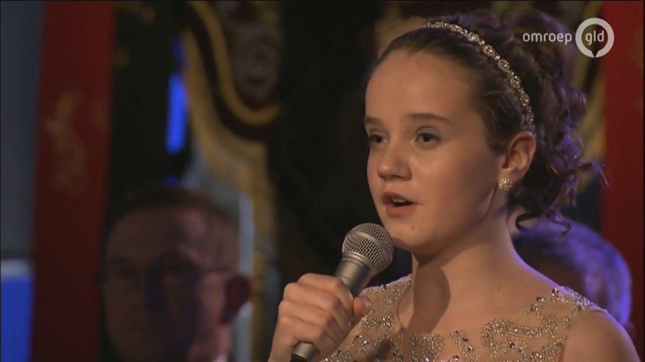 Amira Willighagen Jerusalem 2017 Child prodigy