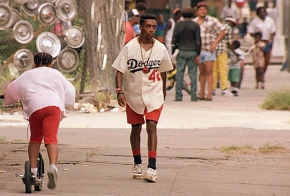 Cinema Style: Throwback Bed-Stuy Fashion In 'Do The Right Thing ...