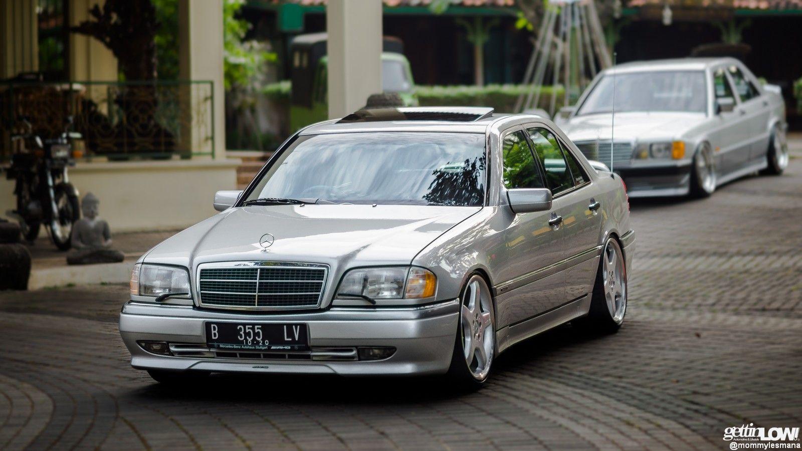 Trey S Mercedes Benz W202 Mercedes Benz Mobil Mercedes