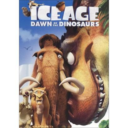 Ice Age 3 Dawn Of The Dinosaurs Dvd In 2020 Dinosaur Dvd Dinosaur Movie Ice Age Movies