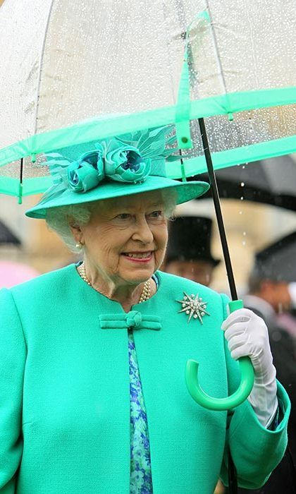 The iconic rainy-day accessory loved by the Queen