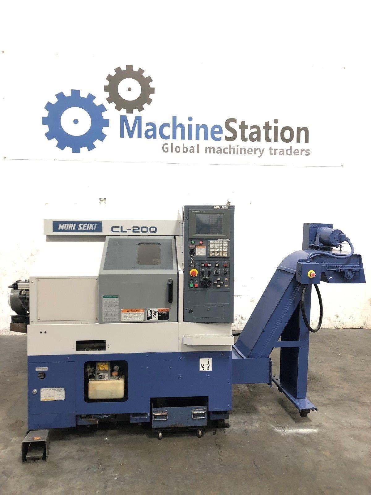 MORI SEIKI CL-200 CNC TURNING CENTER | CNC Lathes for Sale
