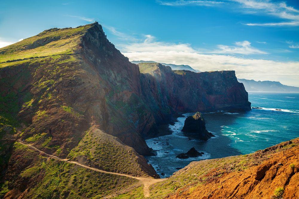 Punta de Sao Lourenco, Madeira.