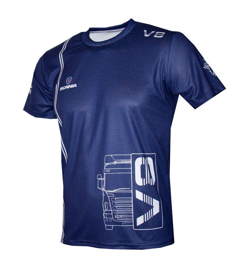 f27e45ac Scania V8 - All Over Sublimation Print T-shirt / S730 R730 R420 R500 XT  G440 #AMFANWAR #GraphicTee