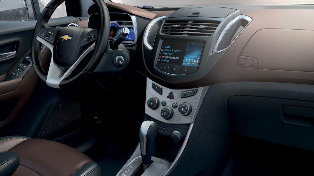 2016 Chevrolet Trax interior | vrrrooomm!!! | Pinterest | Chevrolet ...