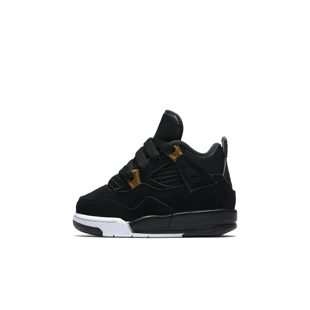 6a8aba2e460a Air Jordan 4 Retro Infant Toddler Shoe