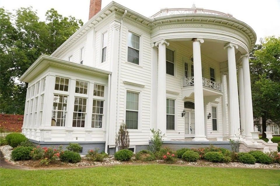 Best 1942 Mansion In Selma Alabama Mansions Architectural 400 x 300