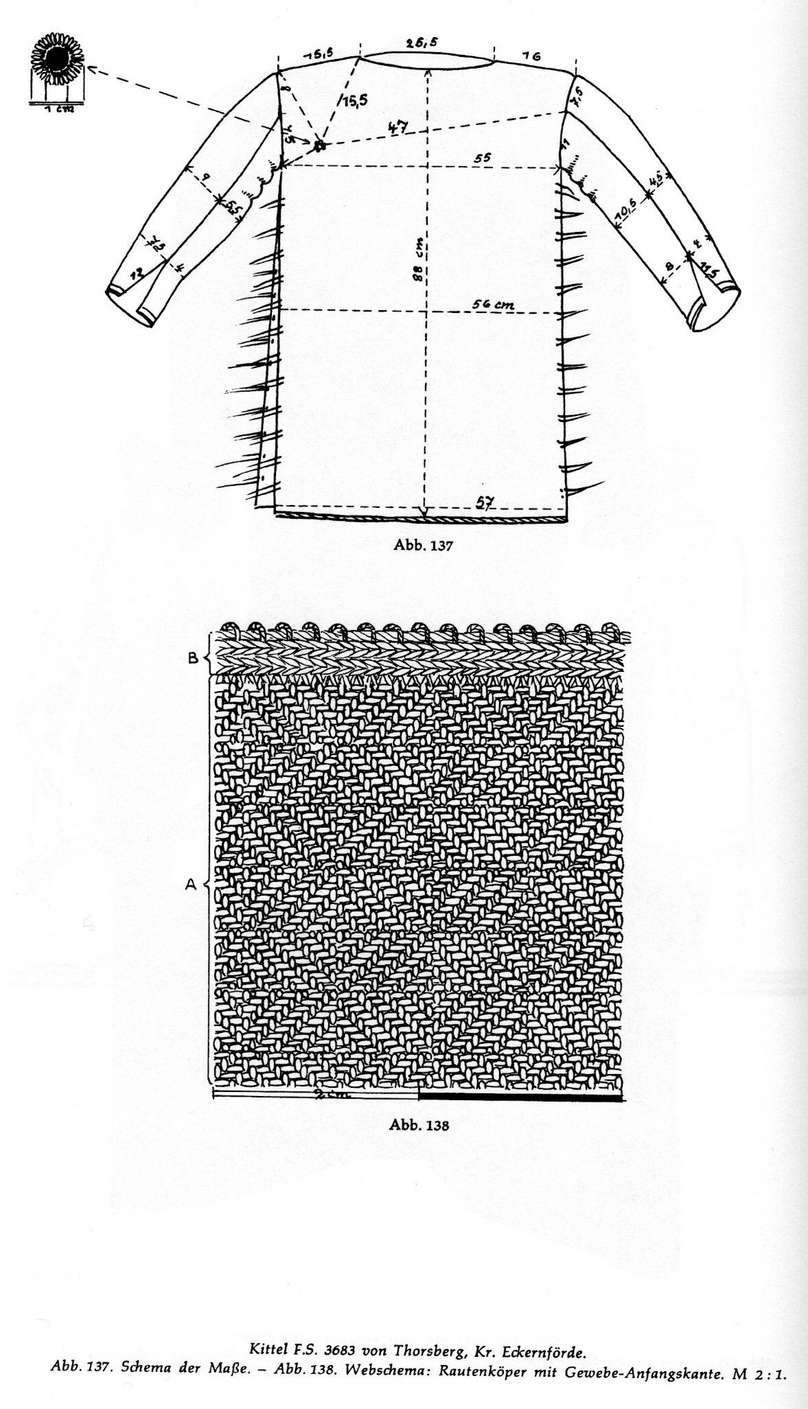 Thorsberg Tunic | Iron Age Clothing | Pinterest | Tuniken, Wikinger ...