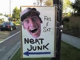 greatest garage sale sign totally doing this for my garage sale this weekend!!!