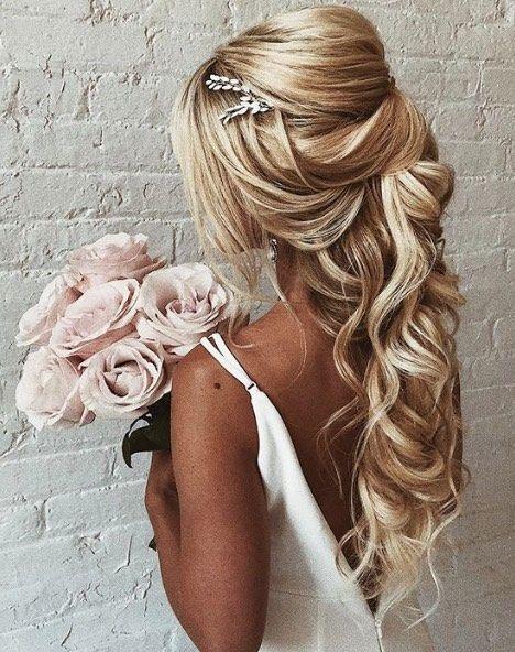 Most Popular 25 Women Hairstyles For Every Length My Stylish Zoo Haircoloring Haircuts Haircol Frisur Hochzeit Brautfrisuren Lange Haare Hochzeitsfrisuren