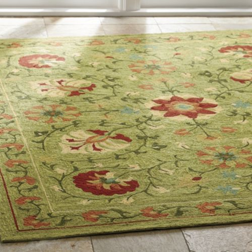 Spring Vine Anywhere Rug From Through The Country Door Rugs