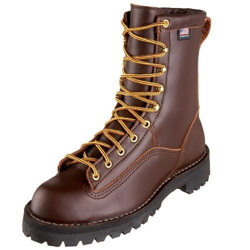 c0400c25ff5 Danner Men's Rain Forest Brown Uninsulated Work Boot Danner. $319.95 ...