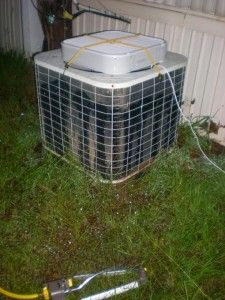 Most Bizarre Hvac Do It Yourself Failures Ac Units Heating And