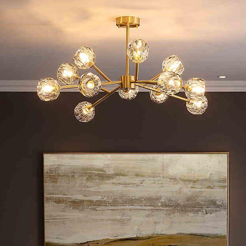 #loft #led #pendant #lights #modern #design #nordic #hanging #ceiling #lamps #home #bedroom #living #room #220v #crystal #light #indoor #lighting