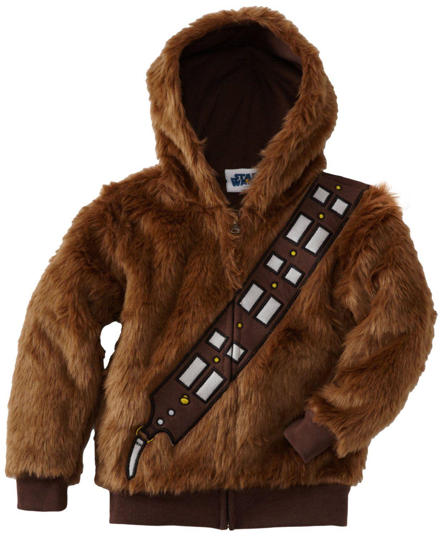 Star Wars I Am Chewie Chewbacca Furry Costume Hoodie Sweatshirt