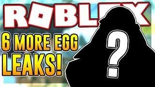SIX MORE LEAKED EGG HUNT 2019 EGGS | Roblox | Roblox Games | Egg
